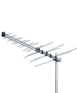 Antenna Log Periodic VHF (6-12) UHF (28-69)