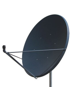 Jonsa 1.2m Satellite Dish Offset Fixed