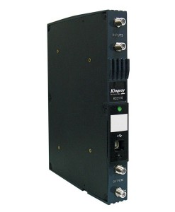 Kingray Professional Series, Channel Convertor - Processor