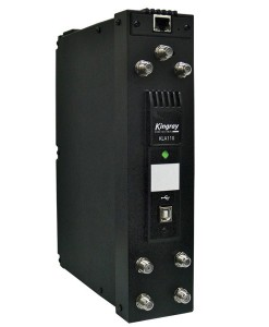Kingray Professional Series, 45 Db Launch Amplifier - Power Supply