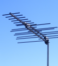 Antenna UHF/VHF True Band Metro Plus Black Arrow