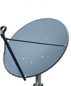Jonsa 90cm Satellite Dish Offset Fixed (1pk)